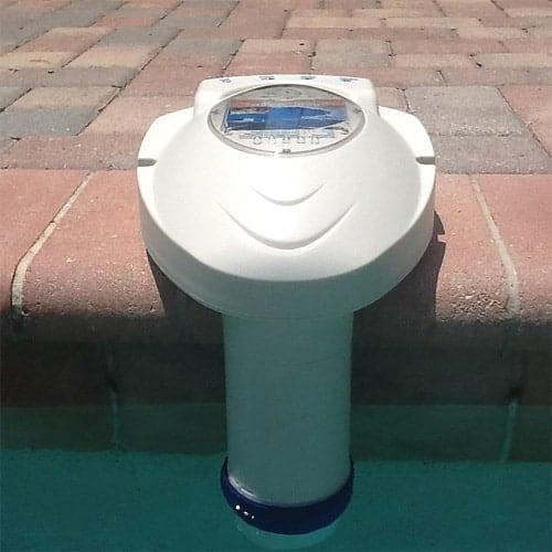 Pool Alarm Pool Back