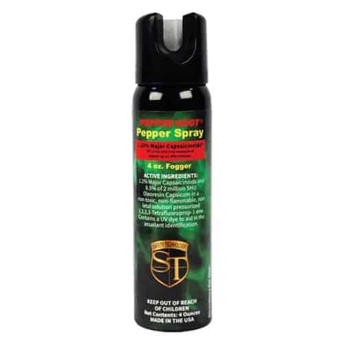 Pepper Shot 1.2% MC 4 oz Pepper Spray Fogger