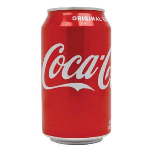 Cola Can Safe