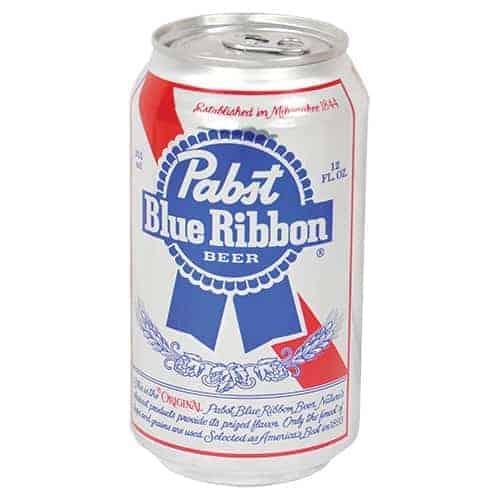 PBR Beer Can Safe
